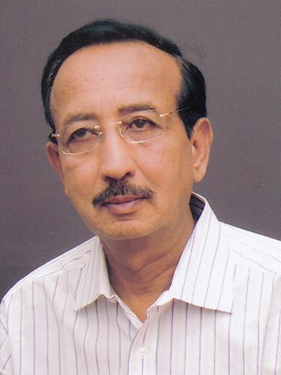 Shriman Dr. Ranjeet Hiralal Gandhi